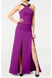 Abendkleid in Lila von Ashley Br...