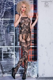 Aufregender Bodystocking in well...
