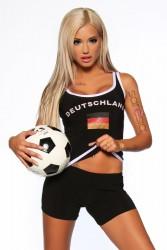 Sexy Wm Trikots Fussball Kostume Formel 1 Outfits