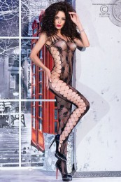Details über Bodystocking mit of...