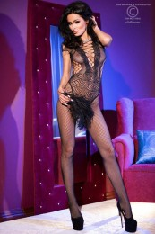 Bodystocking in Body Form von Ch...